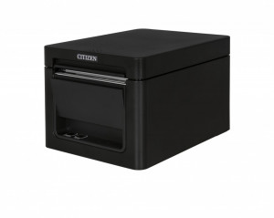 Термопринтер Citizen CT-E351 Serial, USB Черный